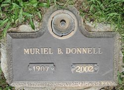 Muriel B. <I>Rood</I> Donnell