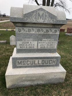 Mary Jane <I>Ware</I> McCullough