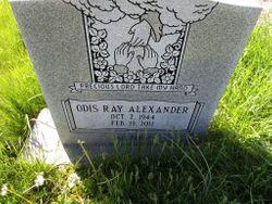 Odis Ray Alexander