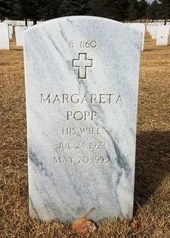 Margareta Popp Garcia