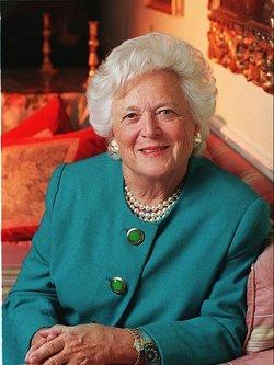 Barbara <I>Pierce</I> Bush