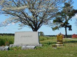 Joseph Hurley Baines Cemetery