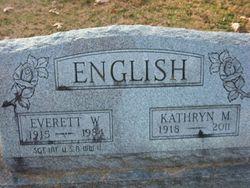 Everett W English