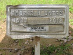 George N Oates