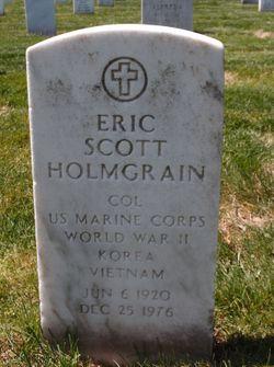 Eric Scott Holmgrain