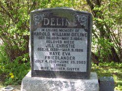 Harold William Deline