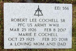 Robert Lee Cochell, Sr