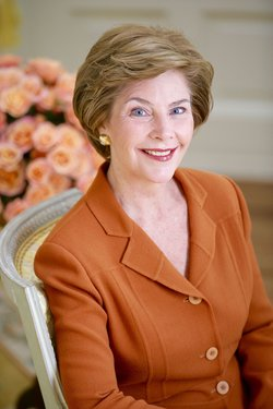 Laura Lane <I>Welch</I> Bush