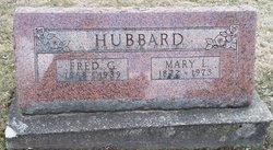 Mary L. <I>Campbell</I> Hubbard