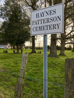 Haynes-Patterson Cemetery