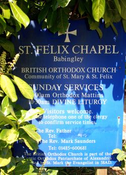 St Mary and St Felix Churchyard