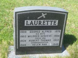 George Alfred Laurette