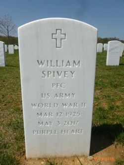 William Frank Spivey, Sr
