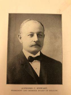 Alphonso Chase Stewart