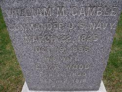 William Marshall Gamble