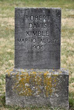 Robert Davis Kimble