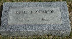 "Permilla ""Millie"" <I>McCaw</I> Anderson"