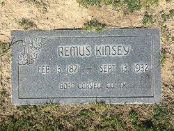 Remus P. Kinsey