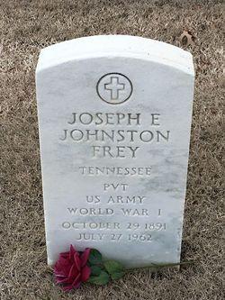Joseph Egelston Johnston Frey