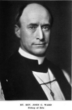 Rev John Chamberlain Ward