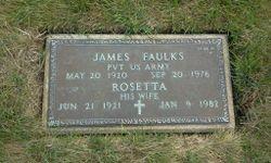 Rosetta Faulks