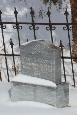 Mary Cozens