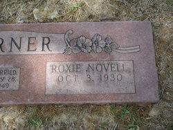 Roxie Novell <I>Watkins</I> Turner