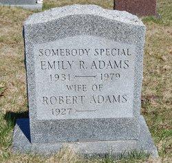 Emily R. <I>Abate</I> Adams