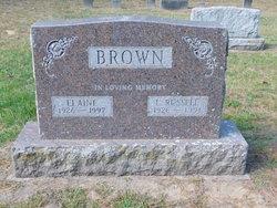 Elaine Lota <I>Dayton</I> Brown