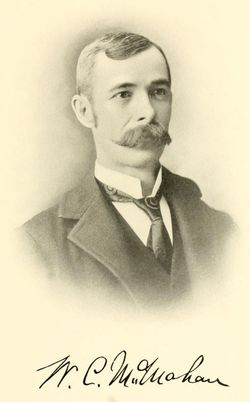 Judge Willis C. McMahan