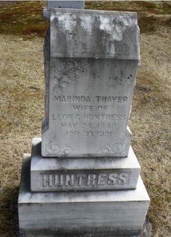 Marinda <I>Thayer</I> Huntress