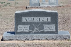 Rose May Aldrich