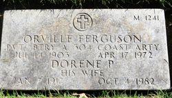 Orville Ferguson