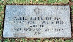 Allie Belle Fields