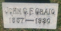 John C. F. Craig
