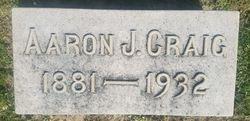 Aaron James Craig