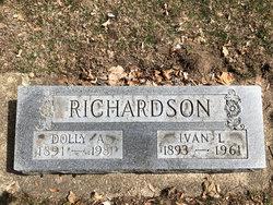 Dolly Amanda <I>Hand</I> Richardson