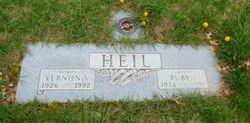 Ruby Iris <I>Hamilton</I> Heil