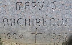 Mary Sotero <I>Baca</I> Archibeque