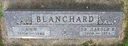Ann Blanchard