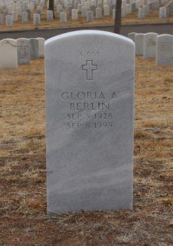 Gloria A Berlin