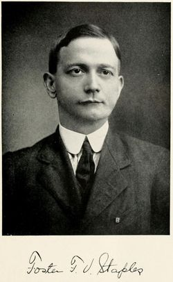 Foster Fowler Vance Staples