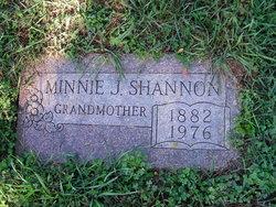 Minnie Jane <I>Relue</I> Shannon I