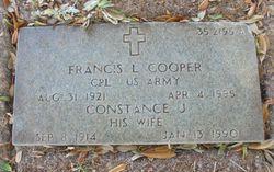 Constance J Cooper