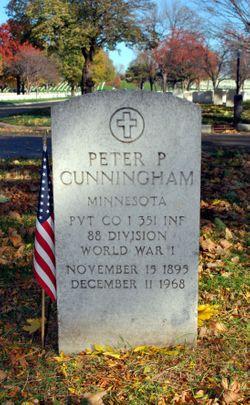 Peter P Cunningham