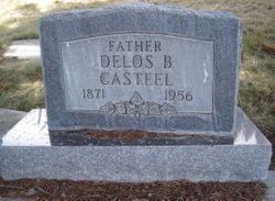 Delos B Casteel