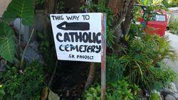 Roman Catholic Cemetery Escalante