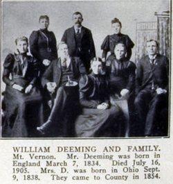 William Deeming