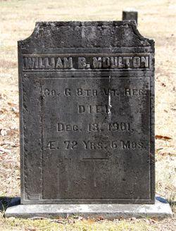 William B Moulton