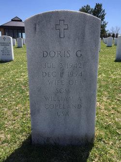 Doris G Copeland